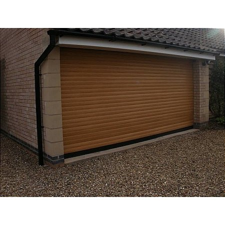 Hurricane - Alutech Roller Sherwood Garage Door