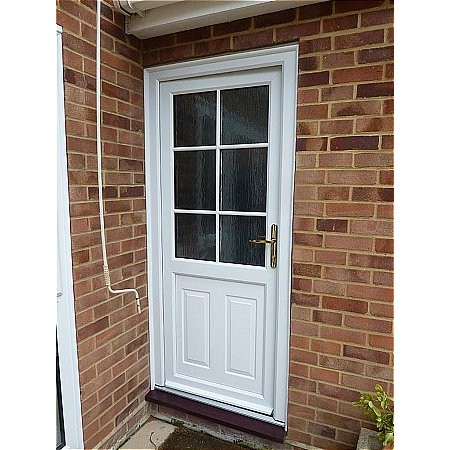 Britannia Windows - UPVC Door
