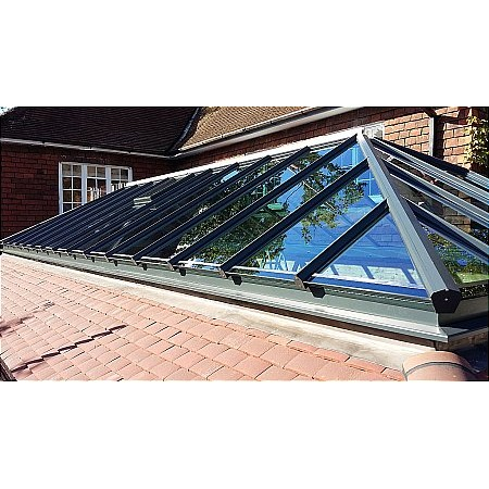 437 - Dual Colour Roof Lantern