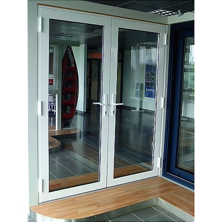 Smart Systems - Alitherm Plus French Doors