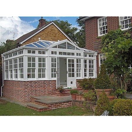 9 - Gable Fronted Conservatory